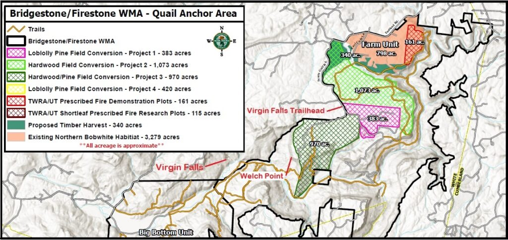 This map diagrams the projects that will result in a total of 2,766 acres of trees being removed. Note that 383 acres have already been cut.